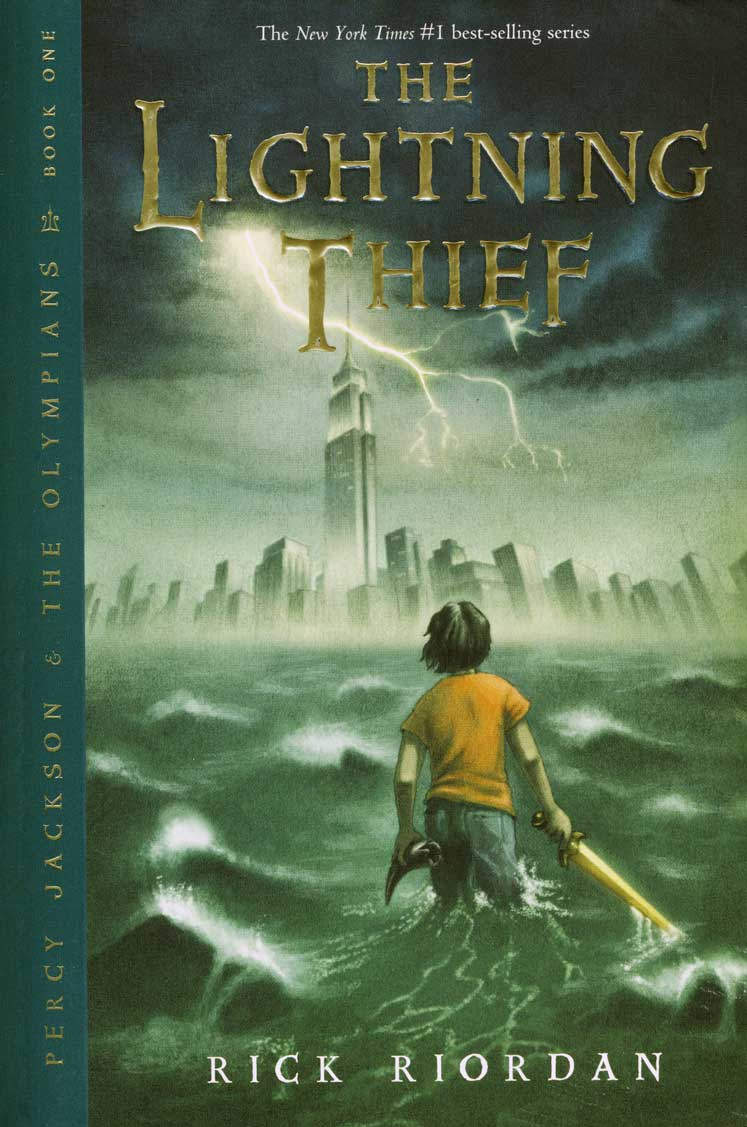 Percy Jackson Book Cover Pictures ~ Percy jackson reel girl