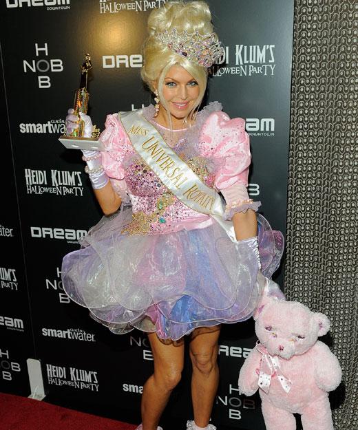 fergie halloween 2011 - Pageant Girl Halloween Costume