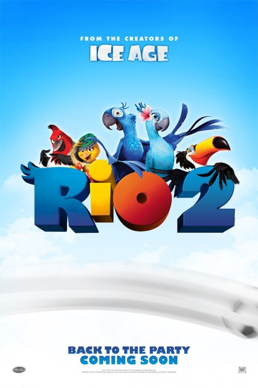 Rio 2    is 5th kids  ...